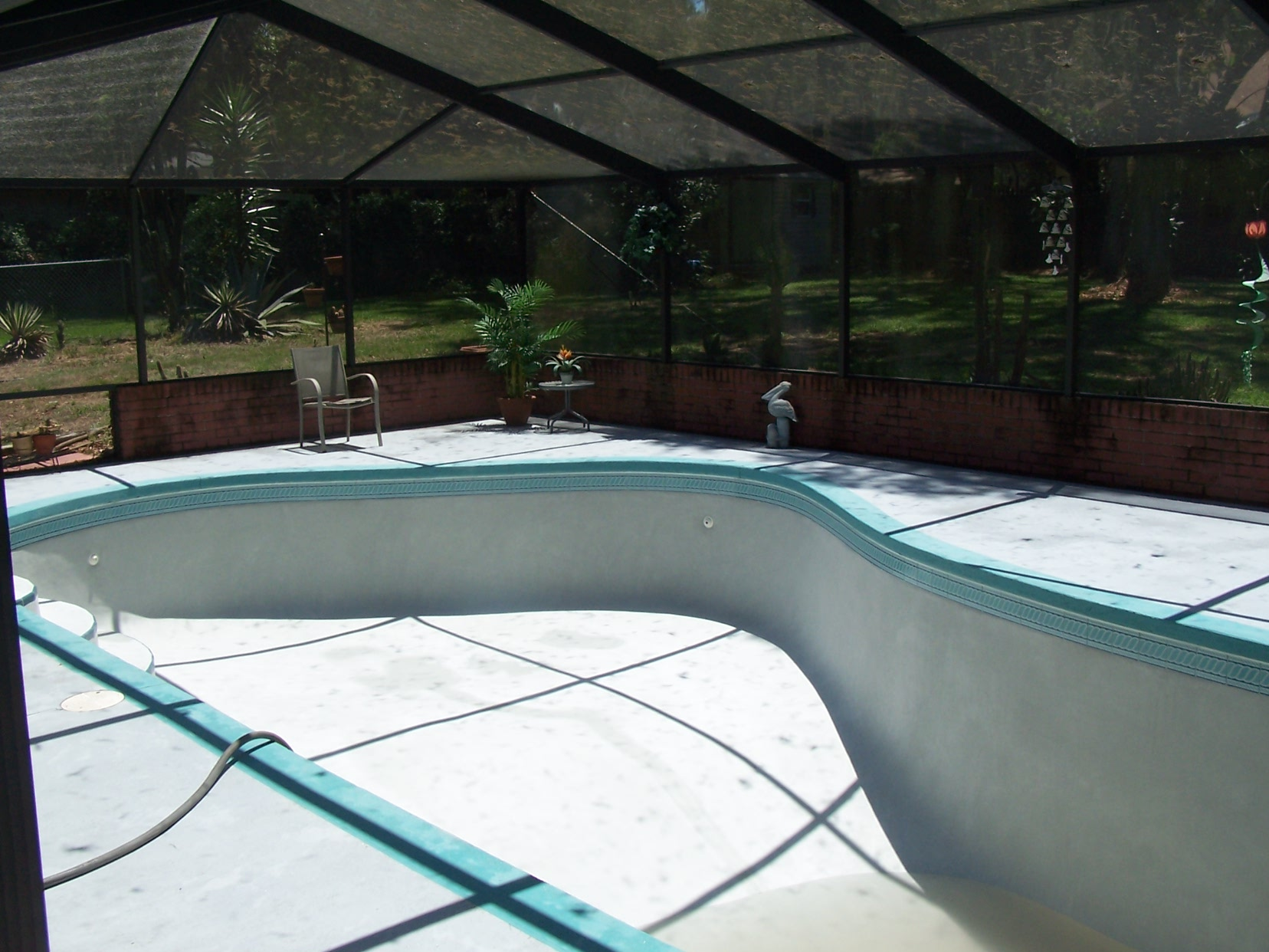 ATS Marcite inc. Let us give your old pool a facelift!
